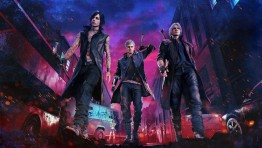 Для Devil May Cry 5 вышел набор платных DLC