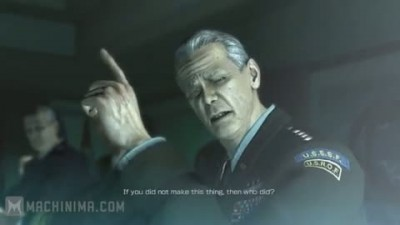 "Binary Domain ""Assassination Cut Scene"" (ENG)"