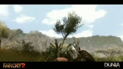 "Far Cry 2 ""Tree Regeneration Trailer"""