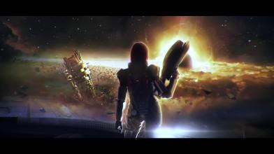 Видеокосплей на антураж Mass Effect 2