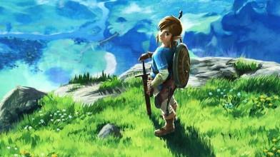 Сегодня исполняется 33 года серии The Legend of Zelda!