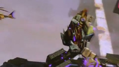 "Transformers: Fall of Cybertron ""Official Trailer"""