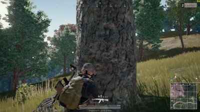 Русский Мясник в Playerunknown's Battlegrounds