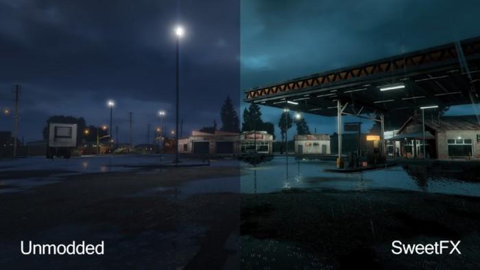 Улучшение графики GTA 5