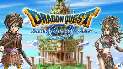 Square Enix отметят десятилетие Dragon Quest IX: Sentinels of the Starry Skies стримом, который пройдёт 11 июля