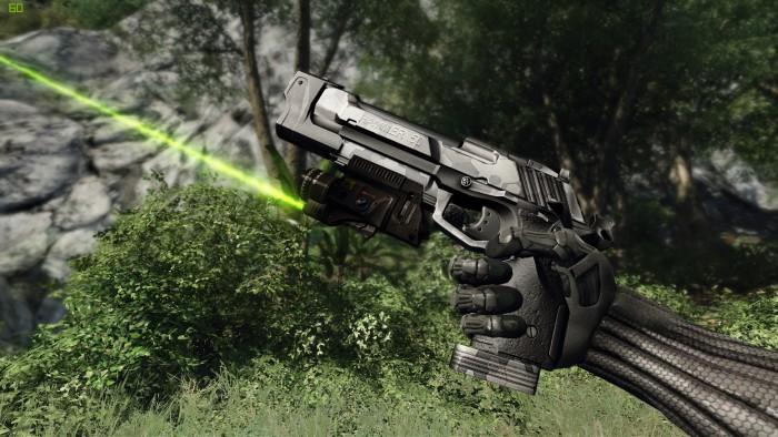 Моды Для Crysis Warhead На Оружие