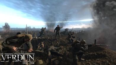 Verdun был выставлен рейтинг для консолей18, конечно, но речь не о том