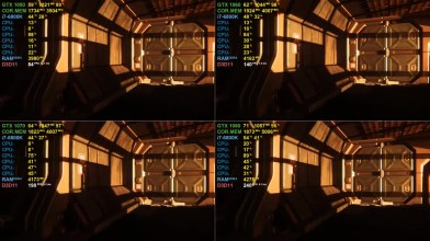 Alien Isolation - GTX 1050 Ti vs. GTX 1060 vs. GTX 1070 vs. GTX 1080