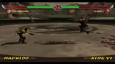"Mortal Kombat : Deadly Alliance ""Геймплей"""