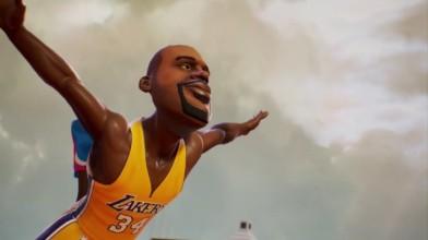 Релизный трейлер NBA Playgrounds