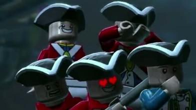 "LEGO Pirates of the Caribbean ""Трейлер #2"""