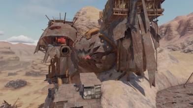 Crossout - Уникальный гараж Всадников апокалипсиса