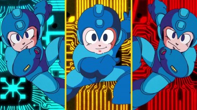 "Mega Man Legacy Collection ""Дебютный трейлер"""