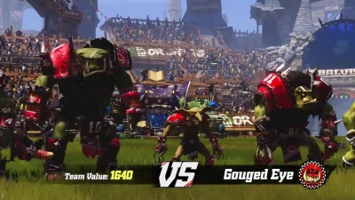 "BLOOD BOWL 2 ""Геймплей (PS4 / Xbox One)"""