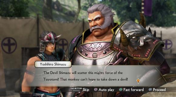 Новое видео и подробности игрового процесса Samurai Warriors 4 Empires