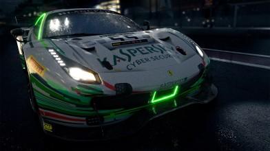 Assetto Corsa Competizione - состоялся анонс реалистичного гоночного симулятора