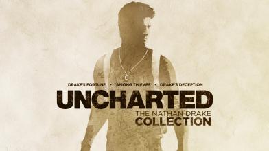 47 минут геймплея Uncharted: The Nathan Drake Collection в режиме Speed Run