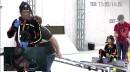 Запись захвата движений для одной из сцен God of War