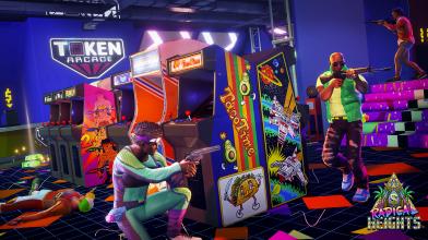 Игровые слоты в Radical Heights заполняют ботами