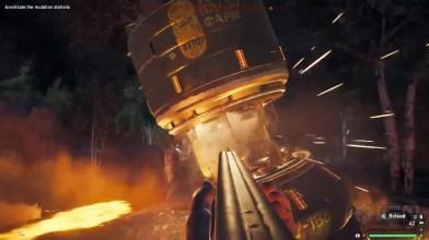 Первые 17 минут Far Cry 5: Zombies DLC