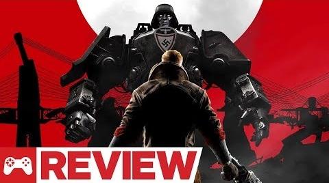 Оценки Switch-версии Wolfenstein 2: The New Colossus