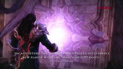 "Castlevania: Lords of Shadow - Mirror of Fate HD ""Релиз в Steam"""