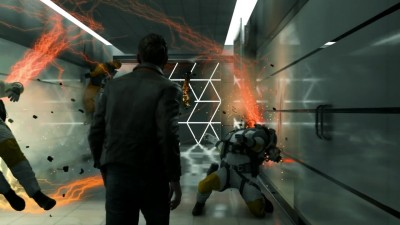 "Quantum Break ""The Game Awards 2015 трейлер"""