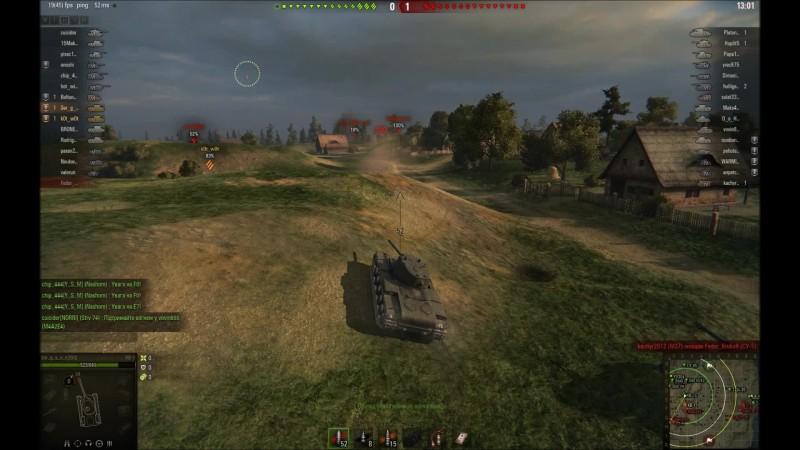 World of Tanks: В семье не без оленя, или Типичный Тиммейт