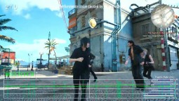 Final Fantasy 15 - Xbox One X против PS4 Pro