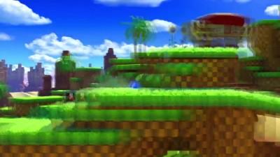 SONIC FORCES - Green Hill Zone