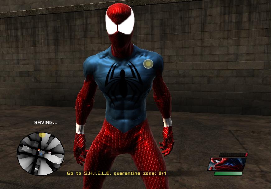 моды для Spider Man Web Of Shadows скачать - фото 9