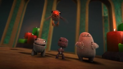 "Little Big Planet Hub ""E3 2014 Трейлер"""