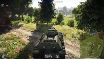 "War Thunder ""Обзор Т-34Э СТЗ:"""