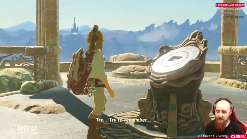 Появилось 90-минутное видео геймплея The Legend of Zelda: Breath of the Wild