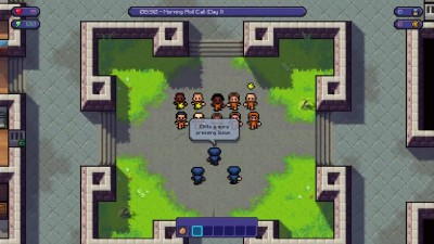 "The Escapists ""Welcome to Center Perks"""