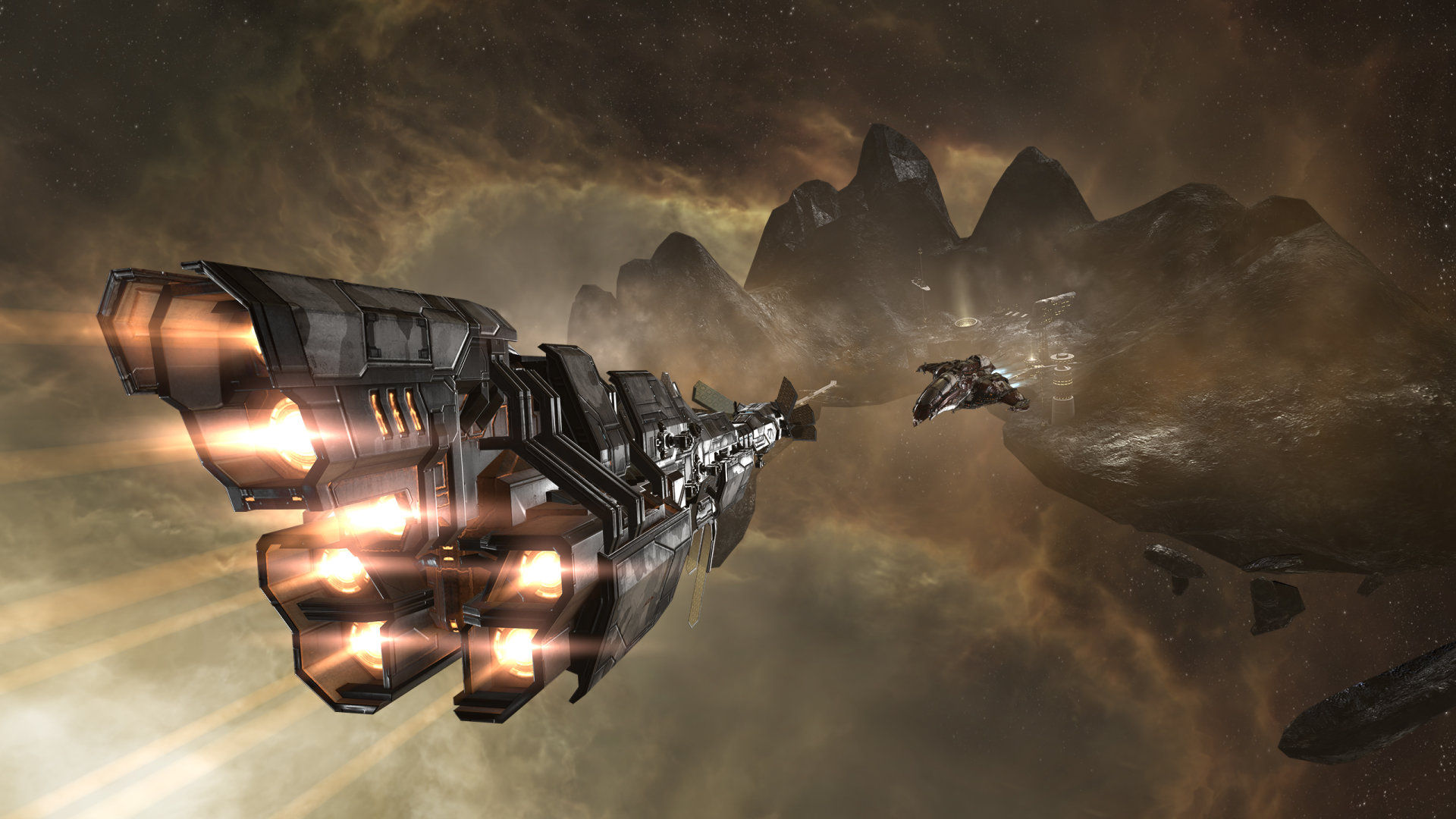 eve onlines free to play ascension - HD1600×900