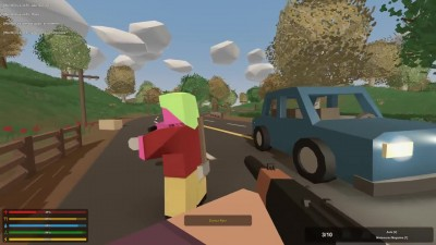 Unturned - Prince Edward Island. Новый!