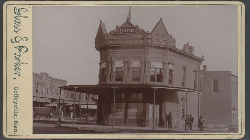 Банк «Кондон и Компания», 1892
