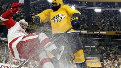 В Сети появились тридцать минут геймплея NHL 19