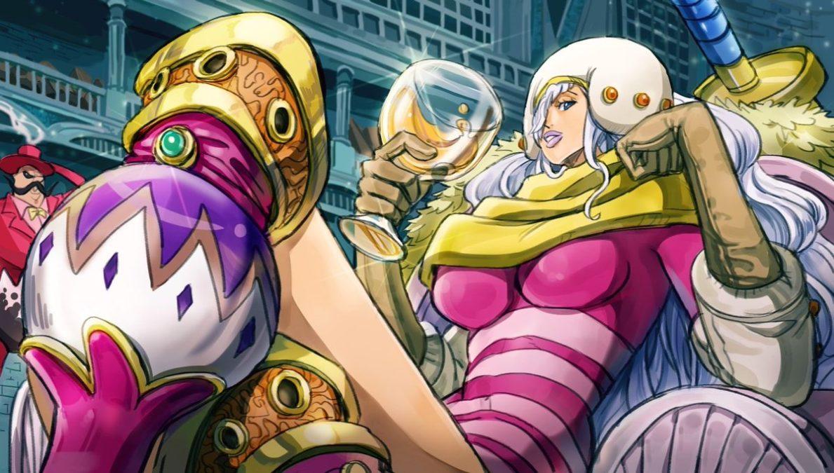 Шарлотта Крекер в деле! Смотрим новый трейлер One Piece: Pirate Warriors 4