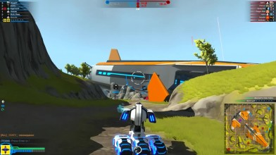 ROBOCRAFT  Minigun