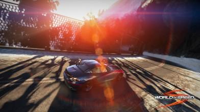 Состоялся релиз World of Speed в Steam