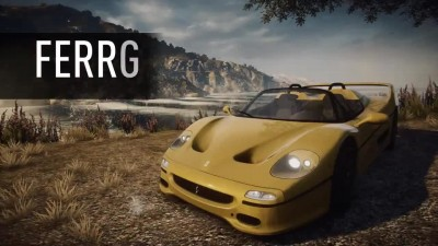 "Need for Speed Rivals ""Комплект автомобилей Ferrari"""