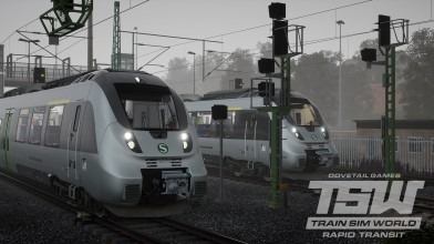 Машинист работает сверхурочно: Train Sim World получит дополнение Long Island Rail Road