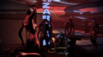 Mass Effect 2: Танцы трёх Легионов - свободная камера