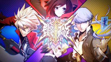 BlazBlue: Cross Tag Battle - Анонс на EVO 2017