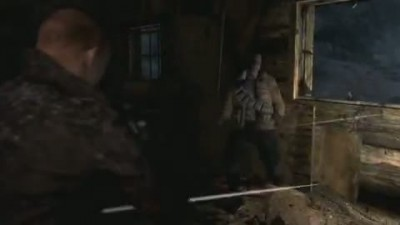 Resident Evil 6 - Gamescom 2012 - Jake Gameplay