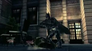 "The Dark Knight Rises ""Дебютный тизер"""
