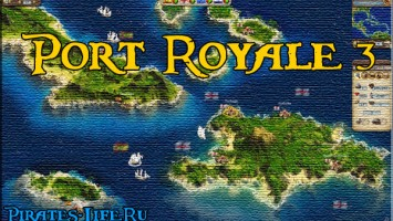 Анонс Port Royale 3
