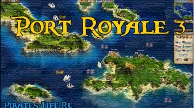 Анонс Port Royale 3